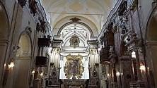 Apre la chiesa della Ss. Annunziata,  il Touring Club Italiano porta il progetto