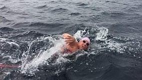 Capri-Napoli, Gaia Naldini vince la sua sfida legata alla lotta ai tumori
