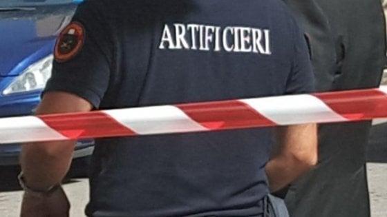 Agricoltore trova ordigni bellici nel suo campo a Benevento