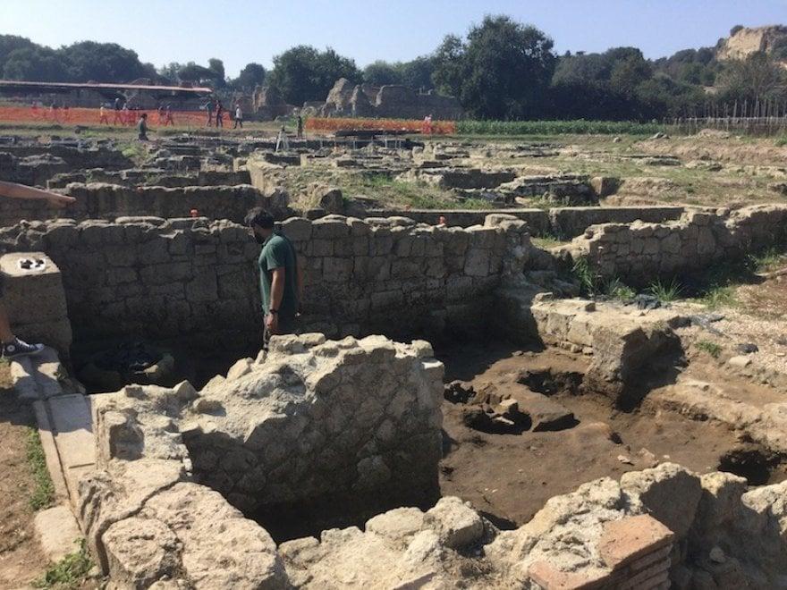 Archeologia, nuove scoperte nella città magnogreca di Cuma
