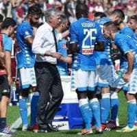 Napoli, Ancelotti soddisfatto:
