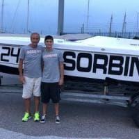 Motonautica, i Testa vincono il bronzo all'Europeo
