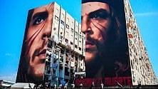 Completato  il Che Guevara di Jorit