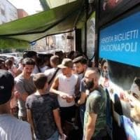 Napoli, da domani parte la vendita per i mini-abbonamenti Champions