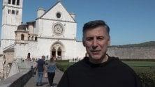 La Campania ad Assisi per la lampada votiva