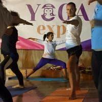 Yoga Expo, al via presso il Parco  dell'Irno di Salerno