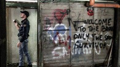 """Napoli,  operazione """"alto impatto""""  contro le sparatorie di camorra   foto"""