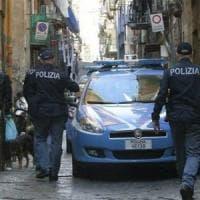 Camorra: agguato ai Quartieri Spagnoli, ferito un pregiudicato