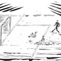 Napoli, il gol di Insigne visto da Lorenzo Ruggiero