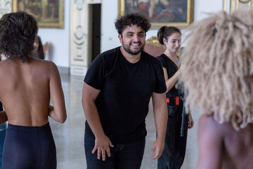 Reggia di Caserta, in scena 150 donne per la performance di Palmisano