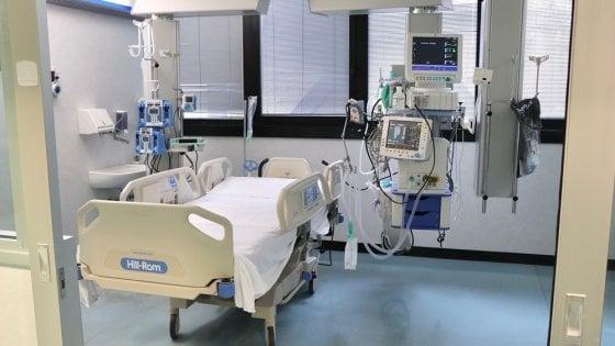 Potenza, nuovo spazio per l'osservazione intensiva pediatrica all'ospedale San Carlo