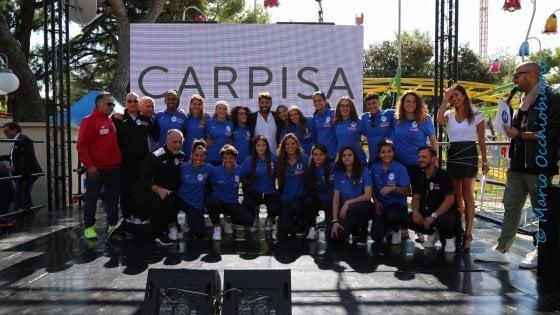 Parte la stagione del Napoli Calcio femminile