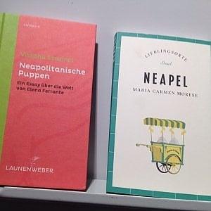 Alla Buchmesse di Francoforte la Napoli di Elena Ferrante