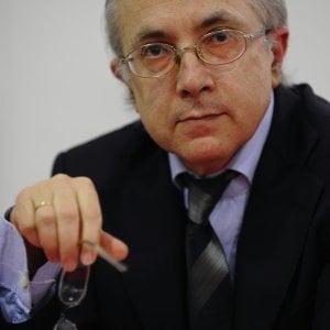 """Roberto Esposito: """"Pd a Napoli inesistente, De Luca immagine nazionale devastata"""""""