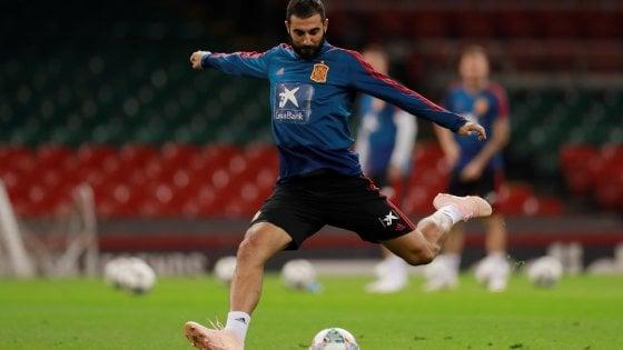 """Calcio, la felicità di Albiol: """"Il Napoli mi ha restituito la nazionale"""""""