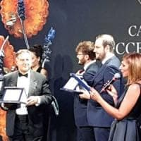 Sal De Riso  premiato come miglior pasticceria d'Italia  per il Travel Award 2018