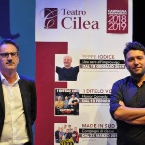 Teatro Cilea, abbonamento Quadrifoglio per quattro spettacoli comici