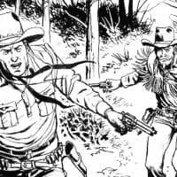 Tex 70, l'omaggio di Acciarino