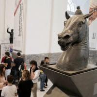 Napoli, la testa Carafa del Mann a Matera capitale della cultura 2019