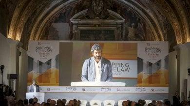Roberto Fico incontra gli armatori  a San Lorenzo Maggiore   foto -     video