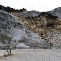 Morti Solfatara:gas detector e un'ora analisi,al via perizia