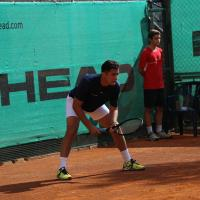 In 500 per Almagro, al Vomero la festa del tennis
