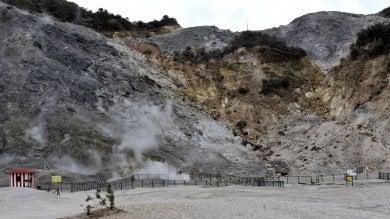 Morti Solfatara: gas detector  e un'ora di analisi, al via perizia