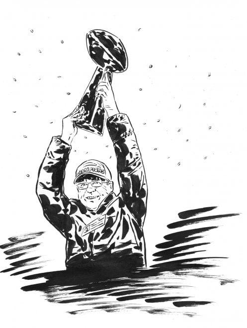 Nfl, Paul Allen, il miliardario dal cuore d'oro che fece grandi i Seahawks