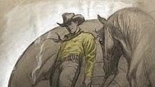 Tex 70, l'omaggio  di Fabrizio Fiorentino