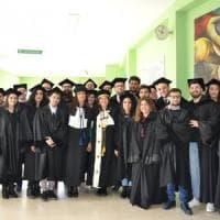 Potenza, studenti Unibas: