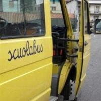 Napoli, controlli agli scuola bus di Chiaia