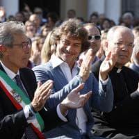 Pompei, Alberto Angela nuovo cittadino onorario