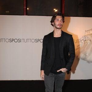 Sorpresa all'inaugurazione di TuttoSposi: Stefano De Martino sostituisce Malgioglio