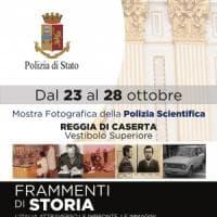 Reggia di Caserta, l'Italia in mostra attraverso le impronte, le immagini