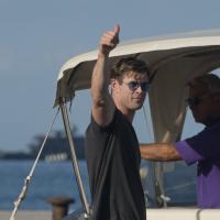 """Men in Black, Hemsworth lascia Ischia: """"Ma l'isola ci ha conquistato"""""""