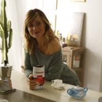 Ambasciata del caffè Kimbo, la testimonial è Serena Autieri