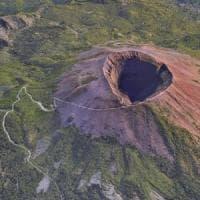 Vesuvio: sciame sismico di 41 scosse. I tecnici: