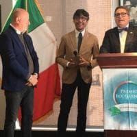 Al napoletano Agrelli il Premio Eccellenza Italiana per la comunicazione