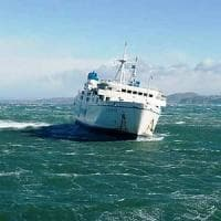 Maltempo: bomba d'acqua Capri,oltre 100mm in poche ore. Allagamenti e crolli,