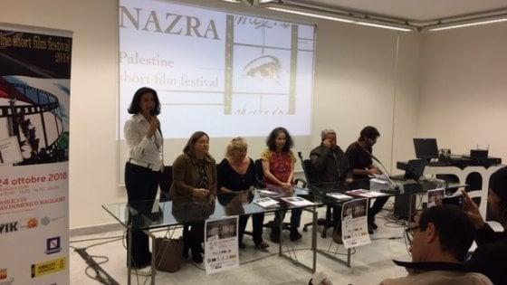 Prima giornata di lavori per il Nazra Palestine short film festival
