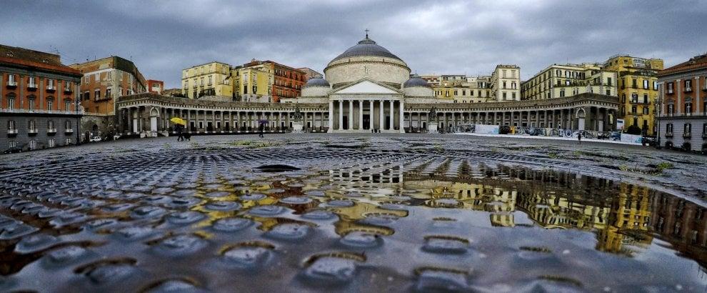 Maltempo, a Napoli scuole chiuse ma solo lievi piogge