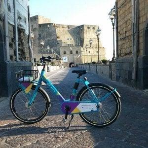 Torna il Bike sharing a Napoli, ecco l'avviso pubblico