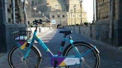 Torna il Bike sharing a Napoli  ecco l'avviso pubblico