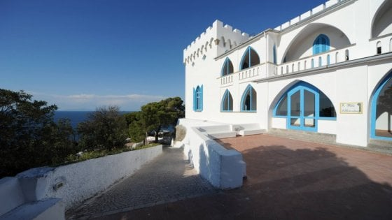 Ischia, abbandonata la Colombaia, la Villa di Luchino Visconti