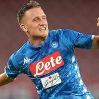 Napoli, Zielinski fiducioso sul rinnovo del contratto