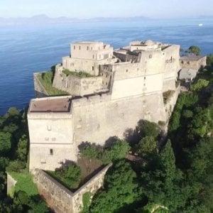 Maltempo, bloccate le visite al Castello di Baia e a Cuma