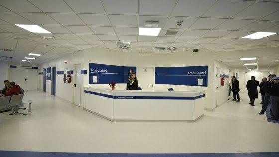 """Ospedale del Mare, De Luca: """"Apre Dea I livello"""""""