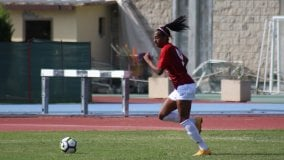 Il Napoli femminile è da record  22 gol al Potenza