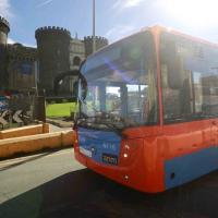 Napoli, da oggi in servizio 10 nuovi autobus Anm