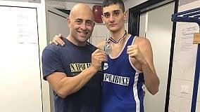 Boxe, il napoletano Terlizzi argento ai campionati italiani junior